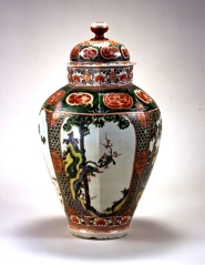 important cultural properties ARITA large crock1680-1710